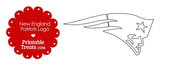 Printable new england logo. Patriots clipart pumpkin