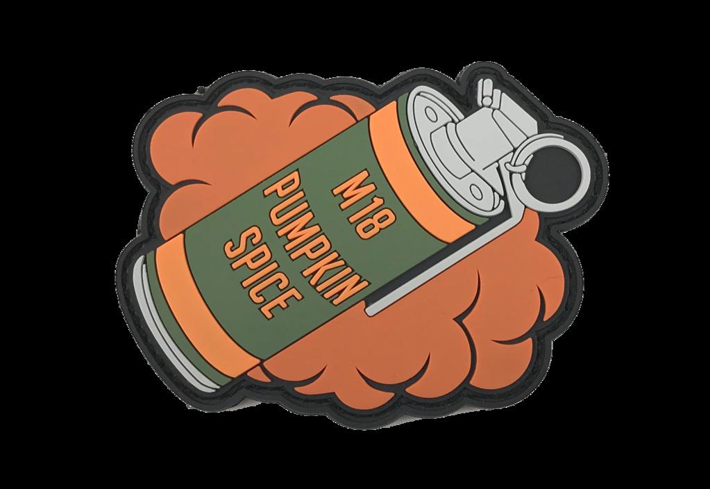 Spice m smoke grenade. Patriots clipart pumpkin