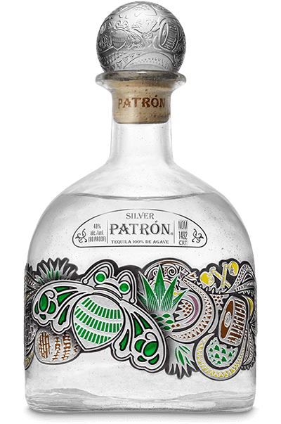 Patron bottle png.  limited edition patr