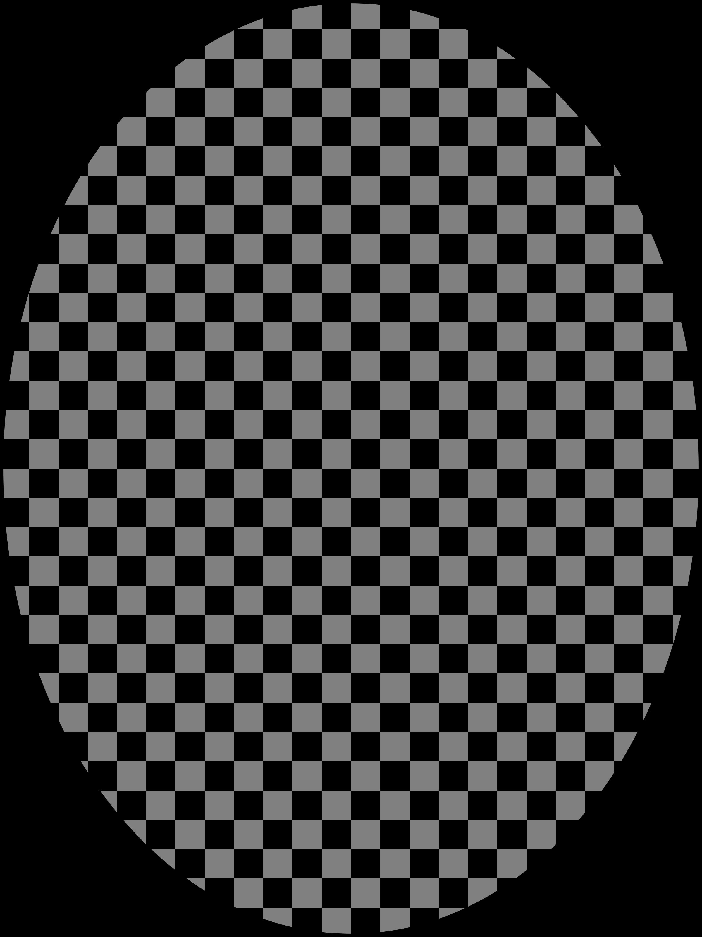 Pattern checkered pattern