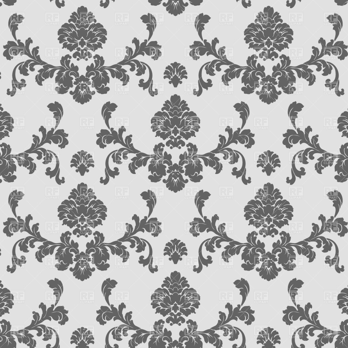 Pin on wallpaper referances. Pattern clipart classic