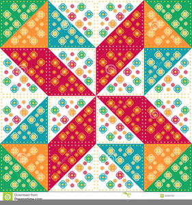 Free images at clker. Quilt clipart quilt pattern