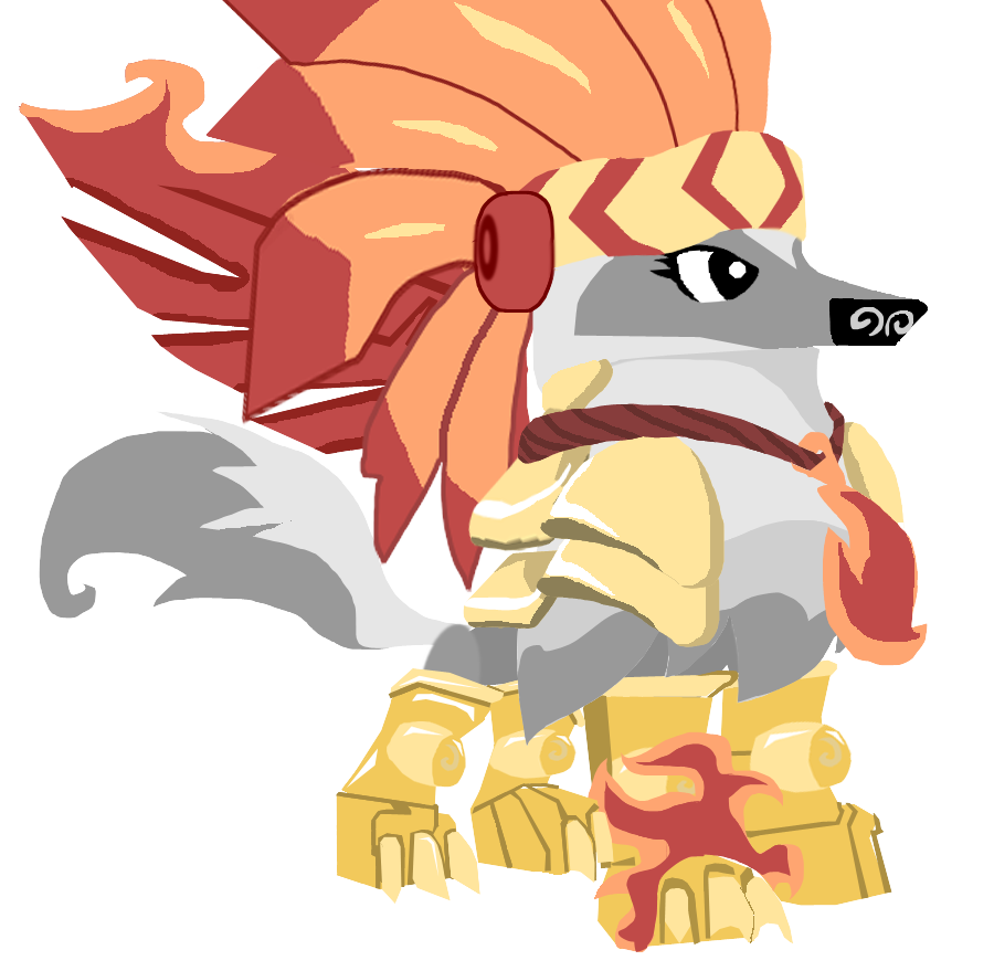Toast art request by. Paw clipart animal jam