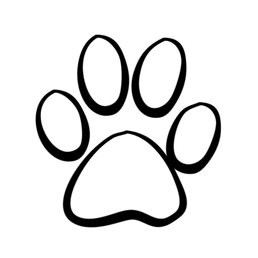 Paws clipart dawg. Image of dog free