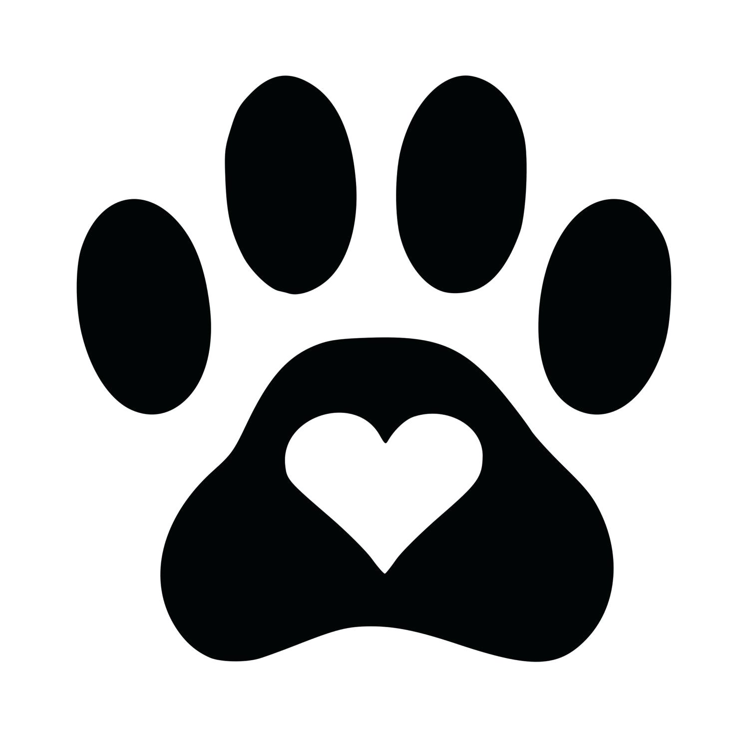 Animal nose free download. Paws clipart dawg