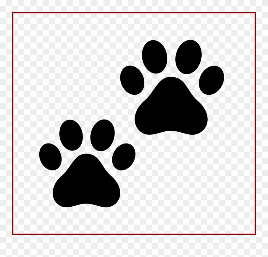 Paw clipart drawing. Best cat on clipartmag
