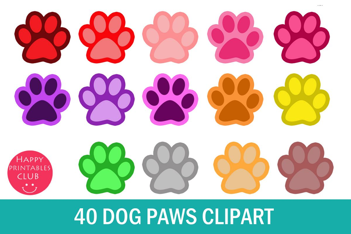 Paw clipart foot.  dog paws print