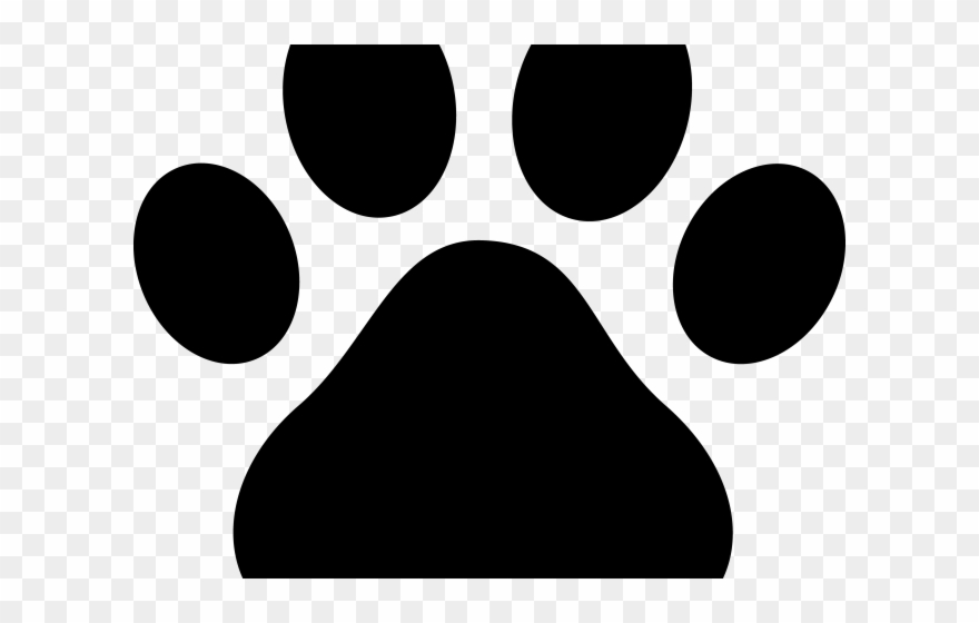Puppy patrol png download. Paw clipart foot