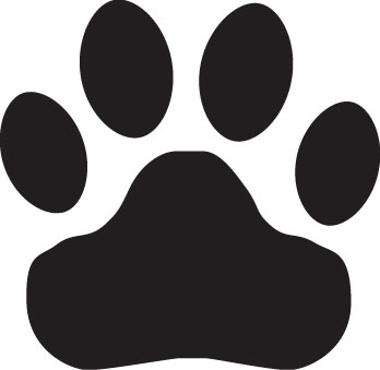 Free tiger download clip. Paw clipart large
