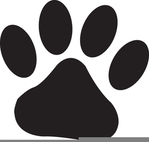 Paw clipart lion. Paws free images at