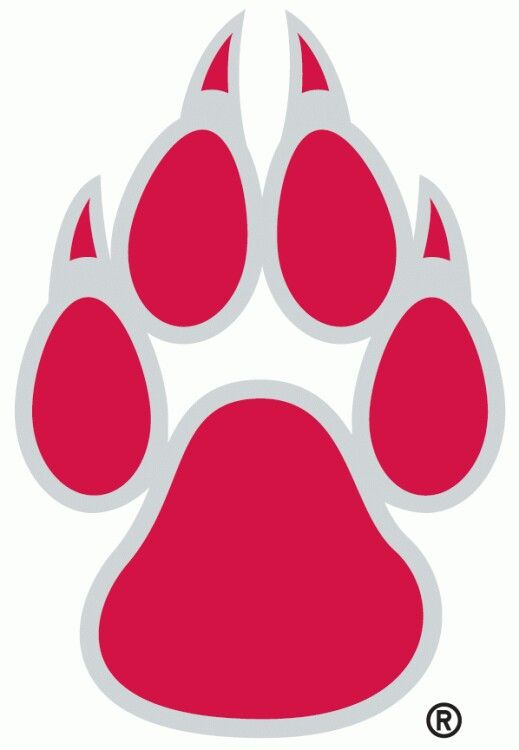 Paw clipart lobo. Unm steps in wolf