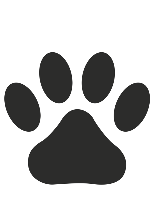 Monochrome photography snout png. Paw clipart royalty free