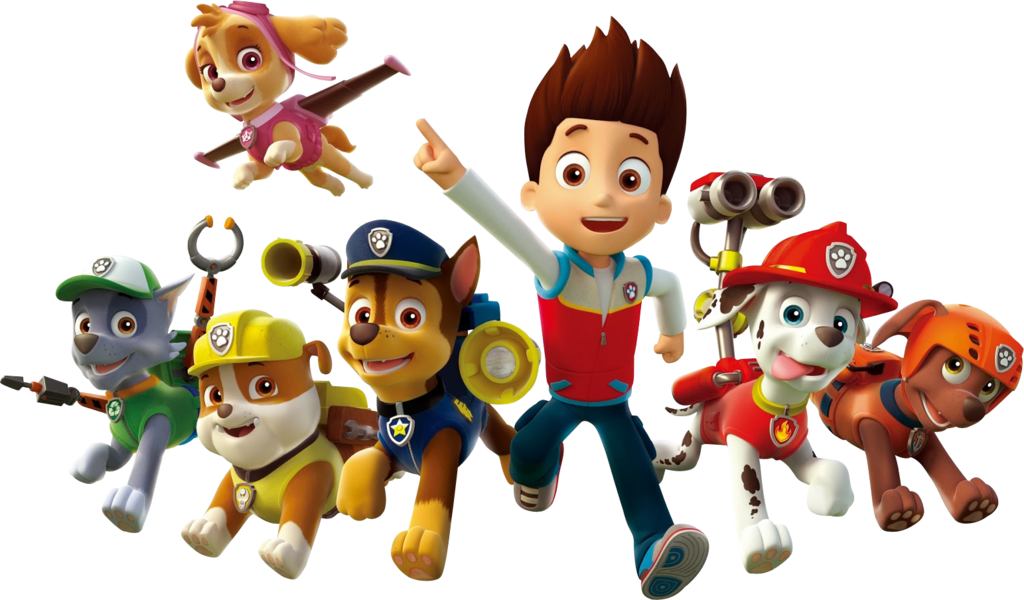 Paw patrol images png. Transparent pictures free icons