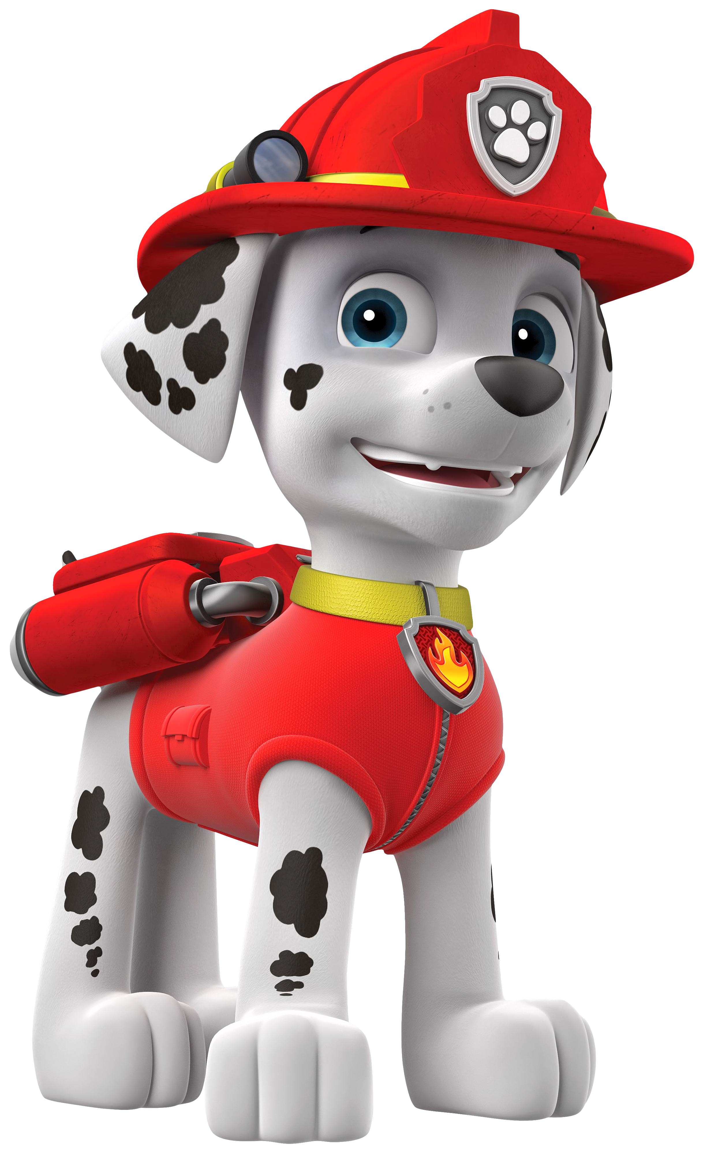 Paw patrol images png. Marshall cartoon image gallery