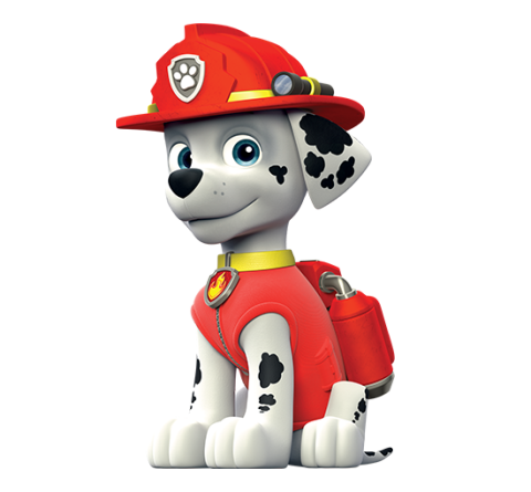 Paw patrol png images. Image marshall wiki fandom