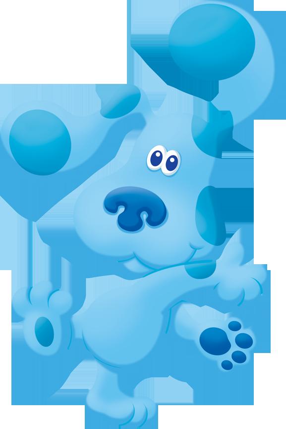 Pawprint clipart blue's clue, Pawprint blue's clue ...
