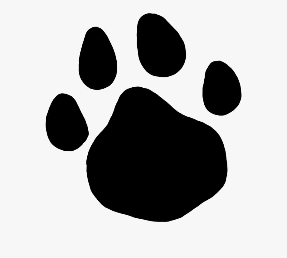 Pawprint clipart cat. Paw prints clip art