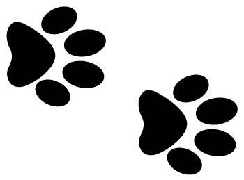 Free paw prints download. Pawprint clipart chihuahua
