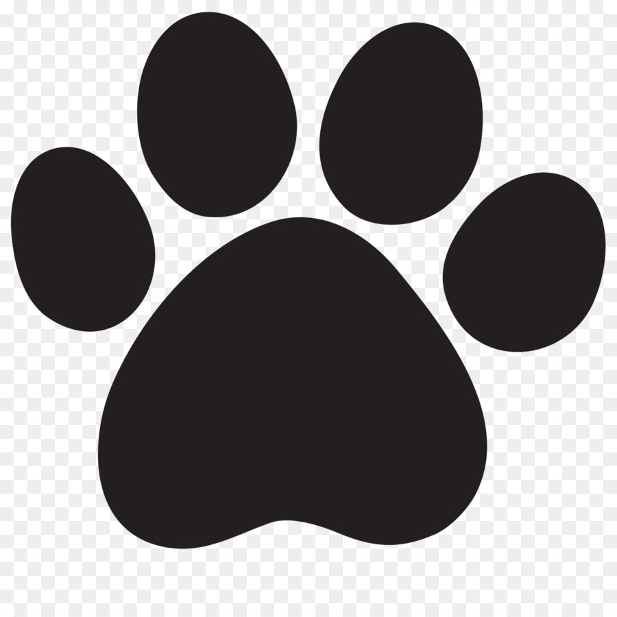 Pawprint clipart four. Cougar paw print station