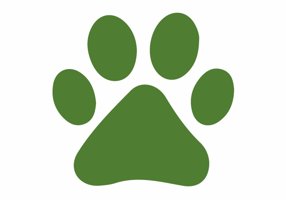 Pawprint clipart paw print. Cedarcrest dog design free