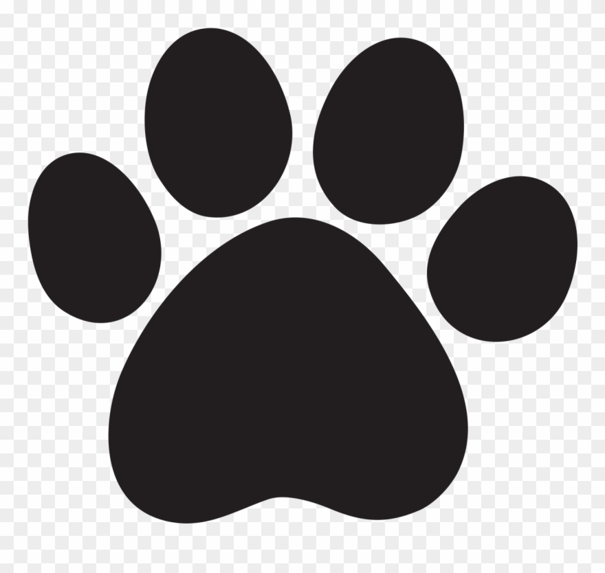 Paw print free download. Paws clipart artistic