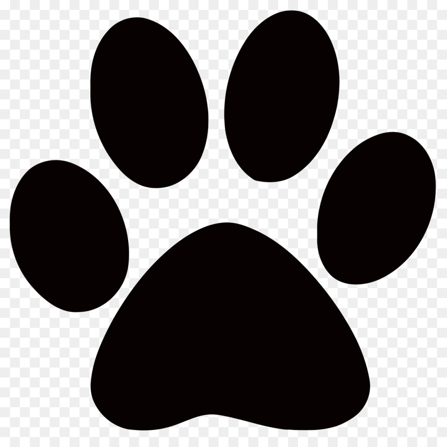 Free paw print download. Pawprint clipart transparent background