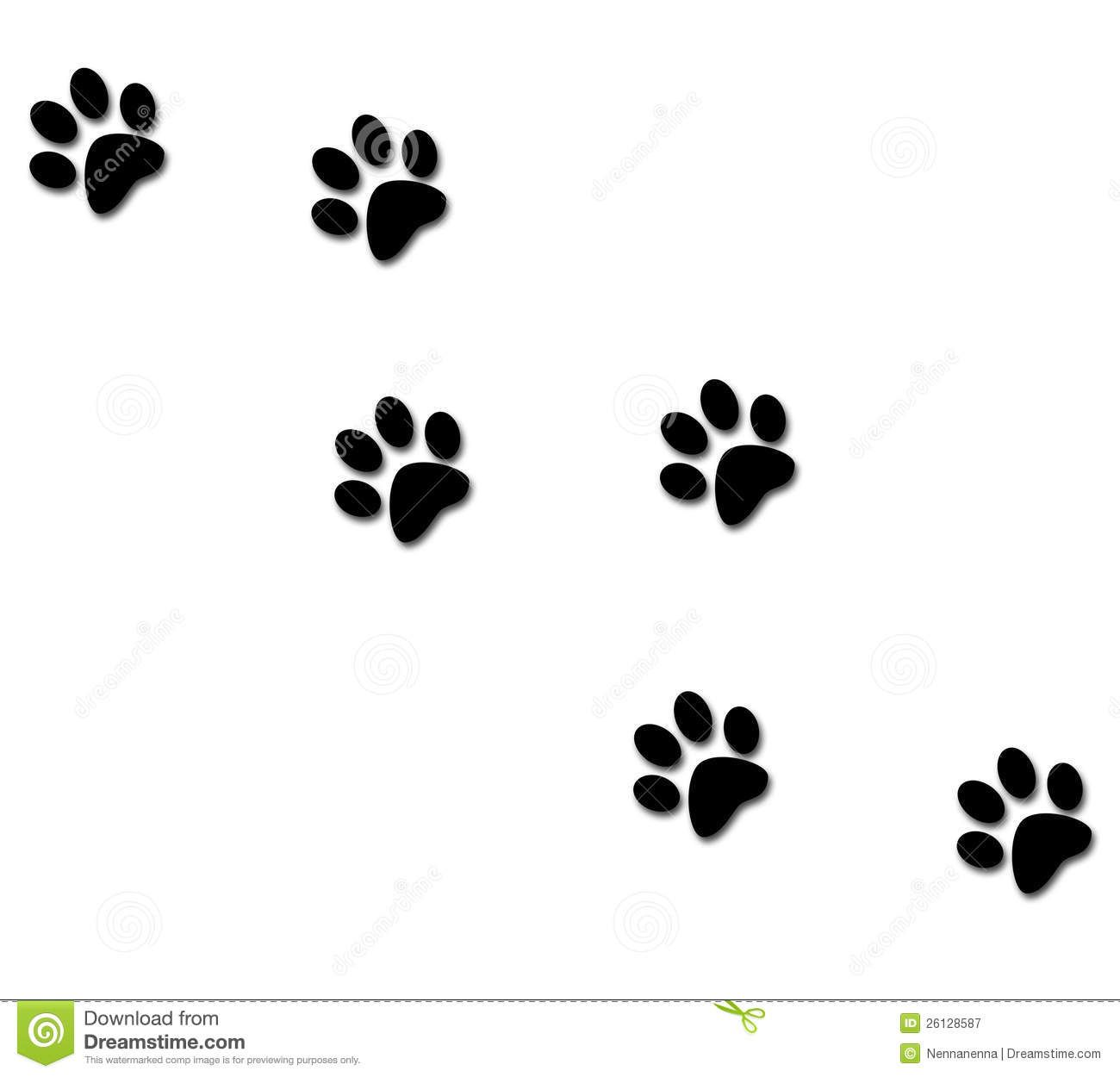 Free cat clip art. Paws clipart kitty