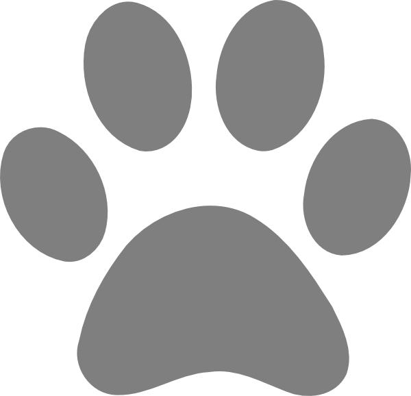 paws clipart small