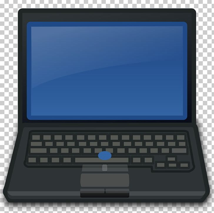 Laptop netbook asus eee. Pc clipart basic computer