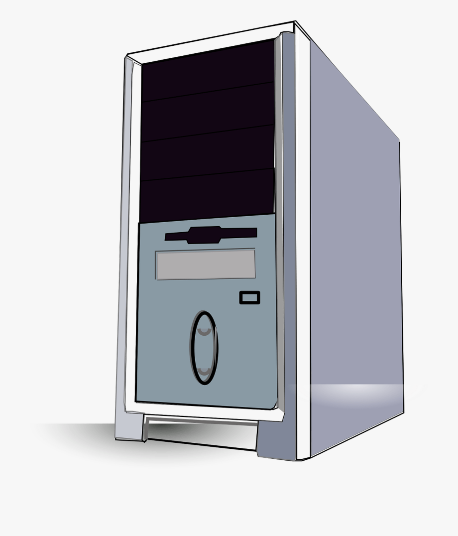 Pc clipart desktop tower. Go to original pic