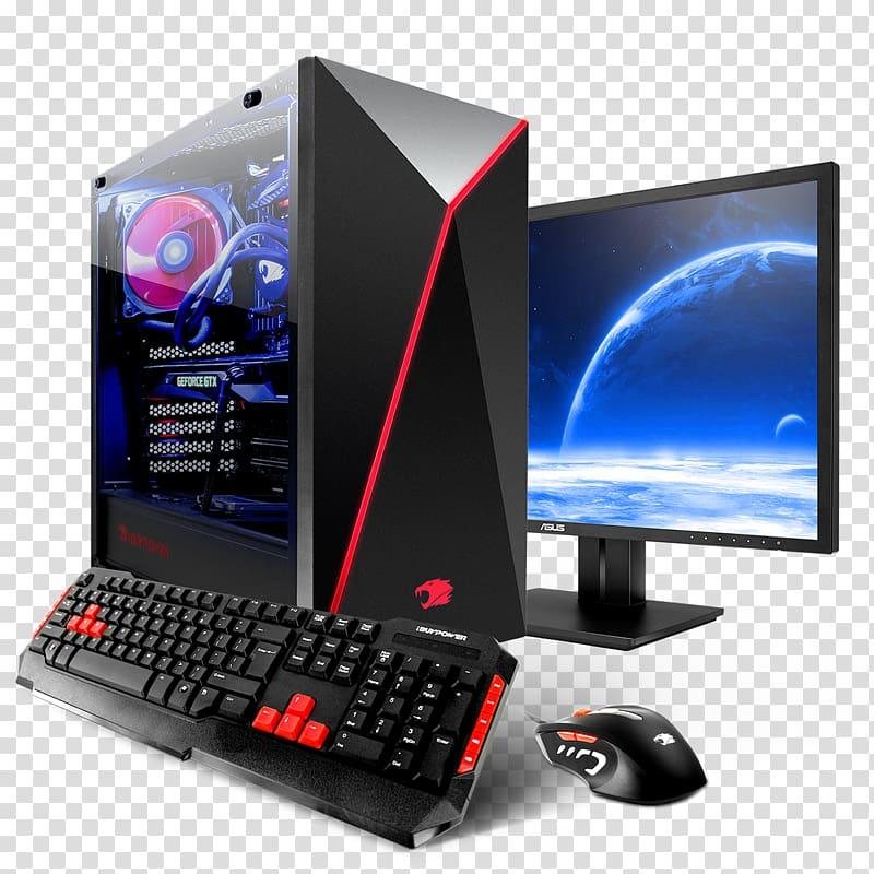 Pc clipart gaming computer. Intel core i desktop