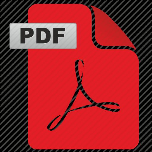Pdf icon png. Adobe acrobat by inmotus