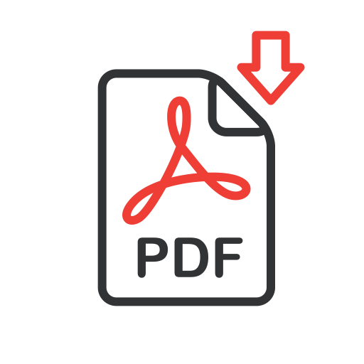 Line icons set by. Pdf icon png