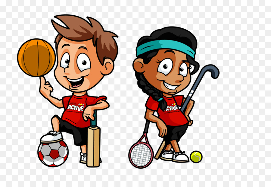 Exercising clipart physical education. Exercise cartoon school illustration