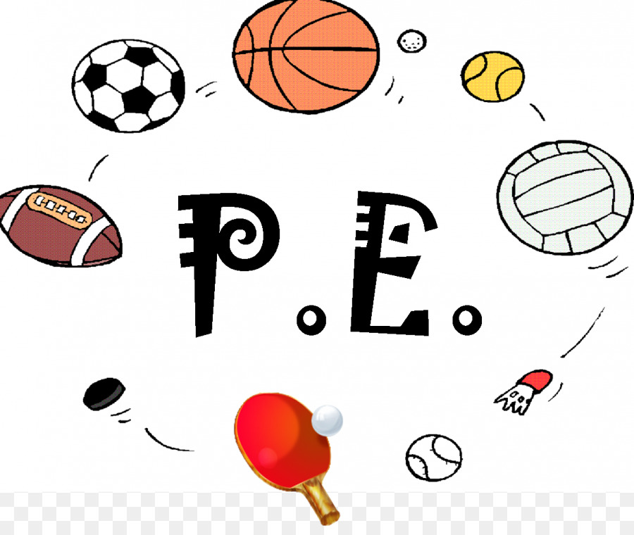 Student physical education middle. Pe clipart