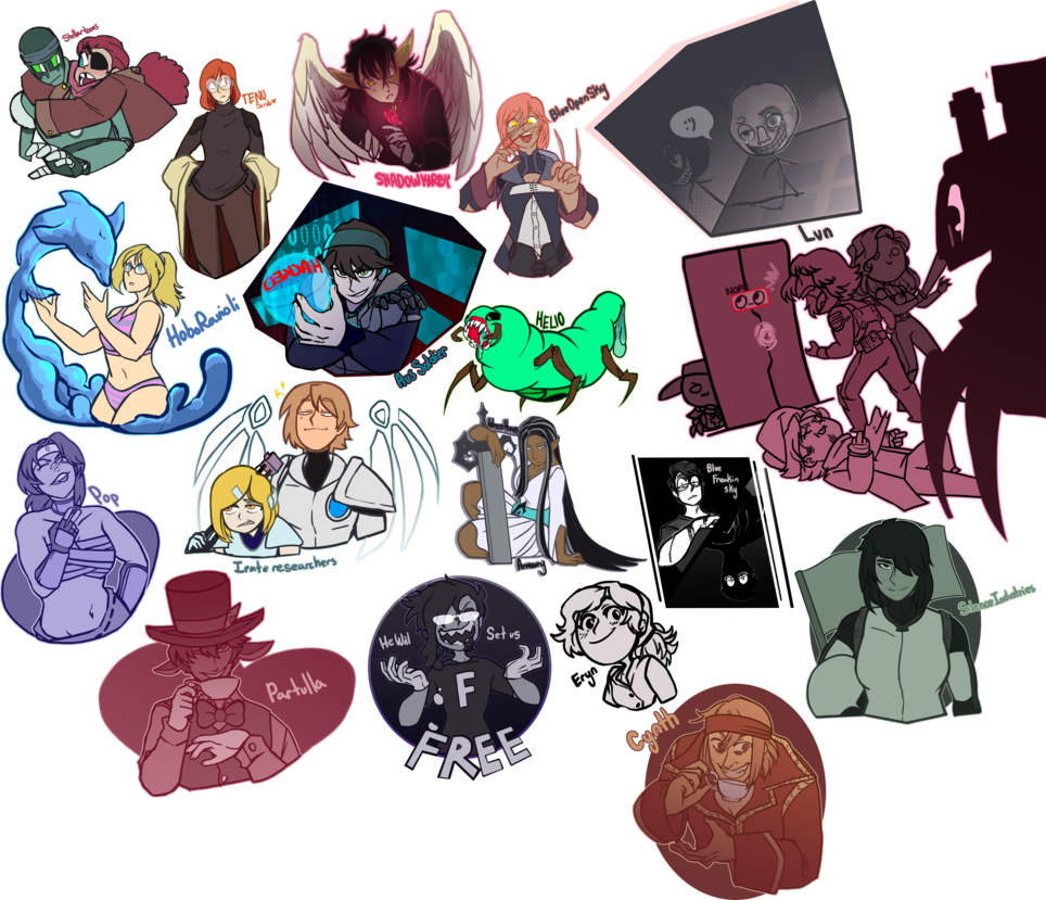 Pe clipart collage. Request stream star by