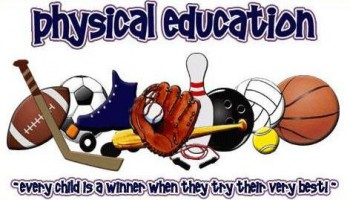 Pe clipart kindergarten. Physical education classes and