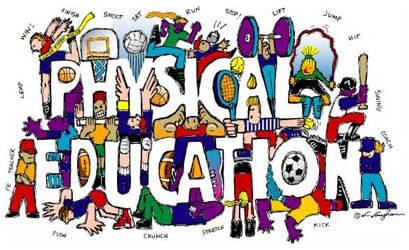 Pe clipart school. Physical education middle
