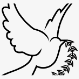 Holy spirit symbol of. Peace clipart confirmation