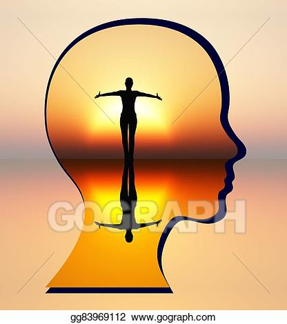 Stock illustrations find your. Peace clipart inner peace