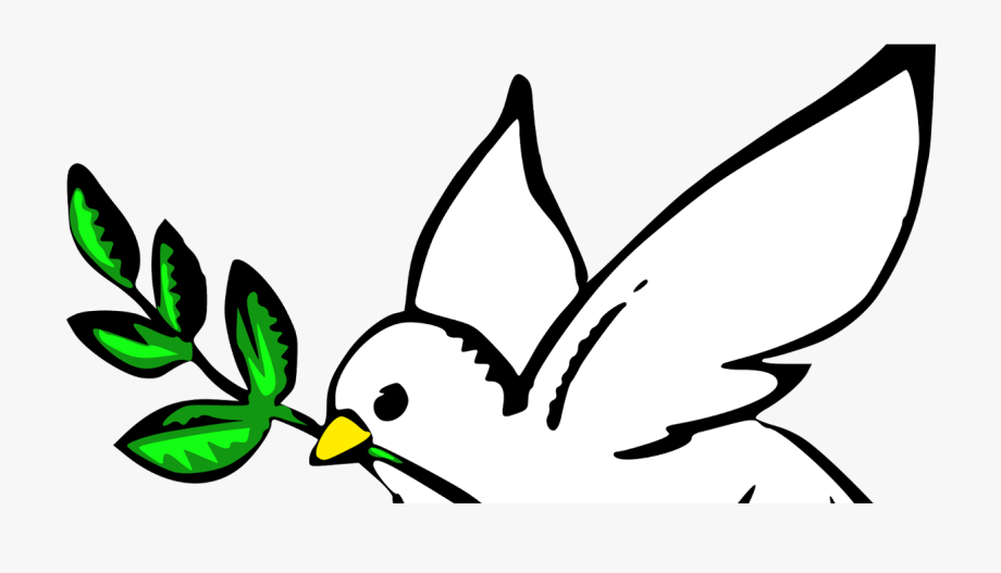 Peace clipart peace conflict. Espoused dove and prevention