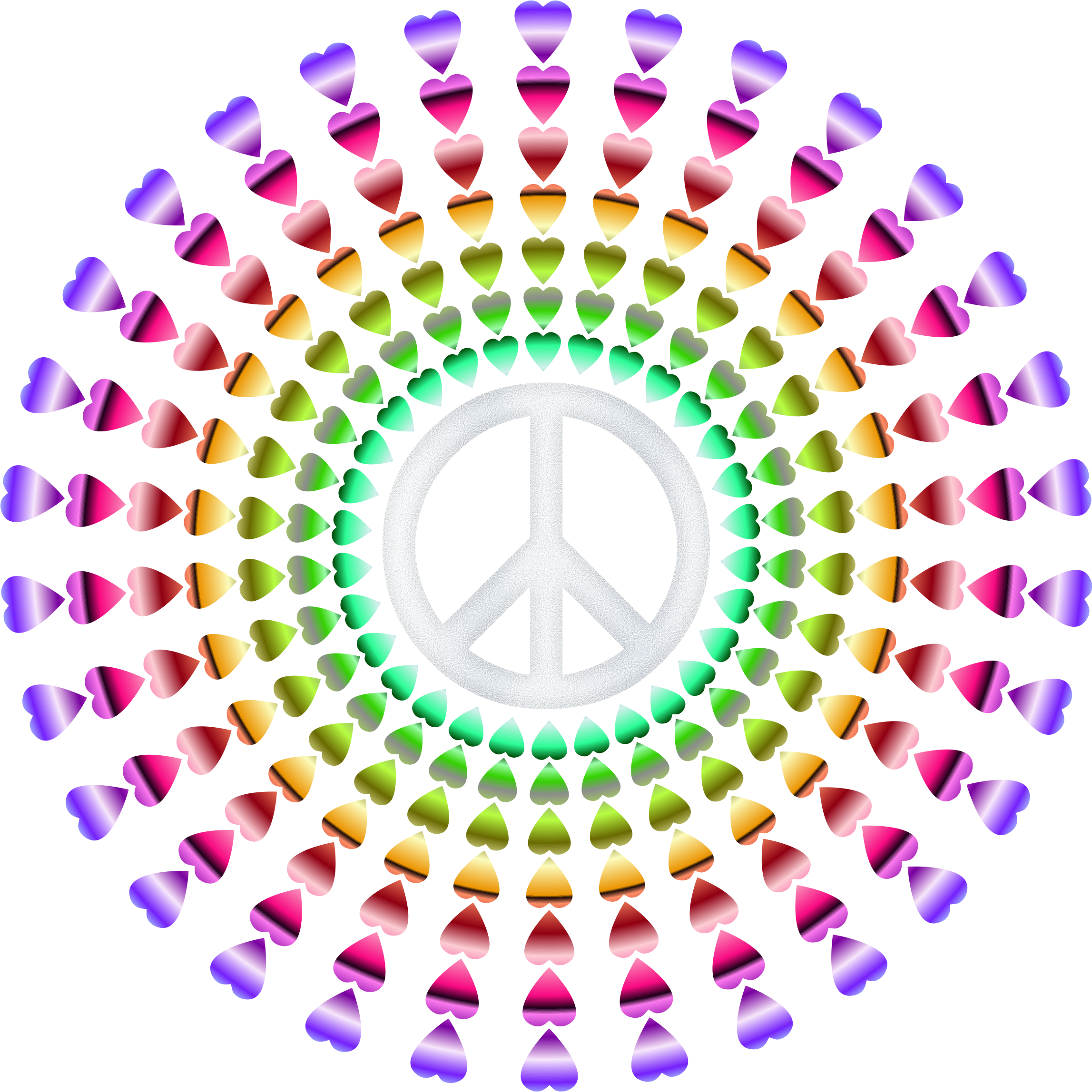Peace clipart peace love. Groovy big image png