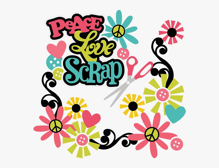 Svg scrap free cliparts. Peace clipart peace love