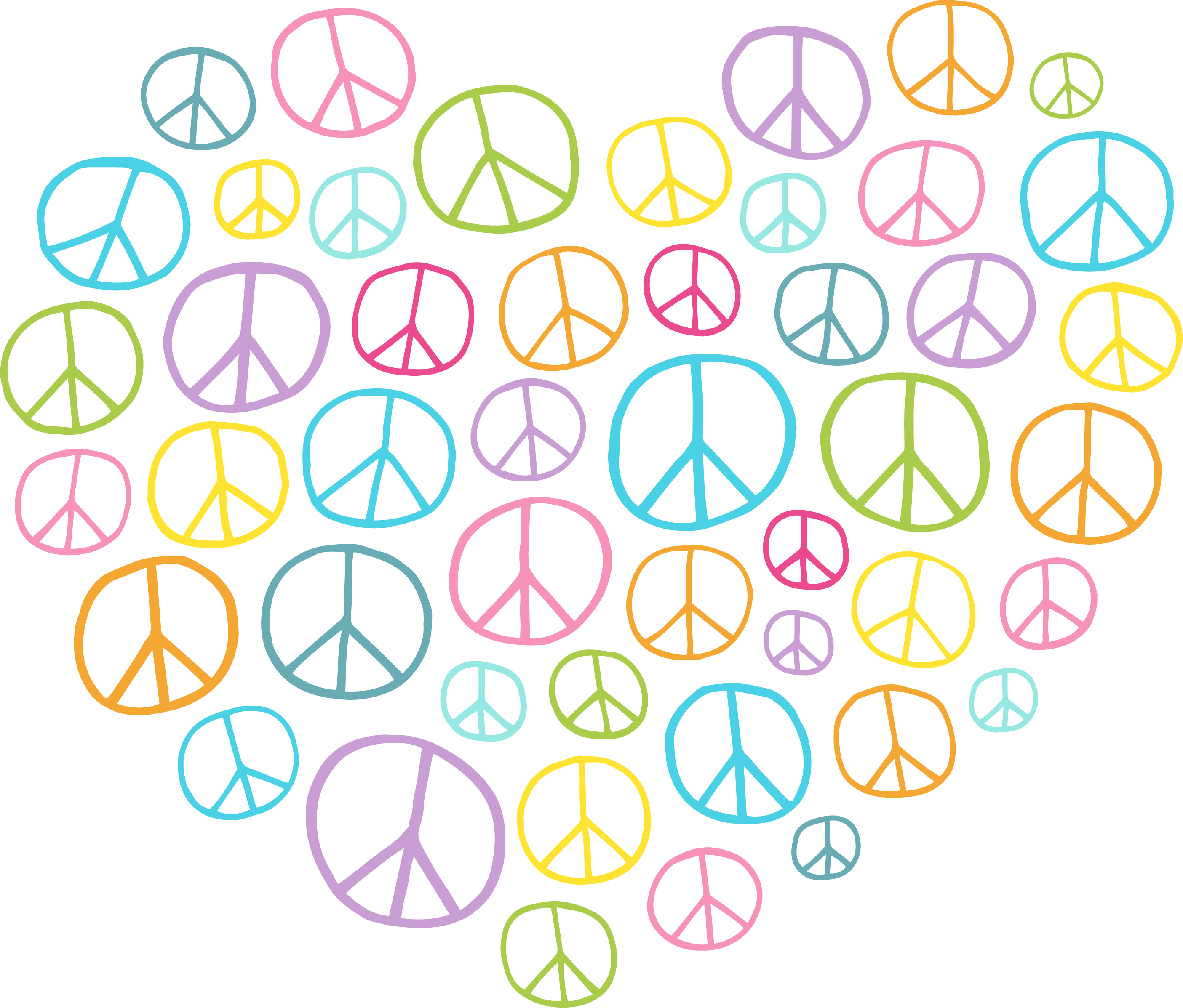 Peace clipart peace mind. Symbol png transparent hd
