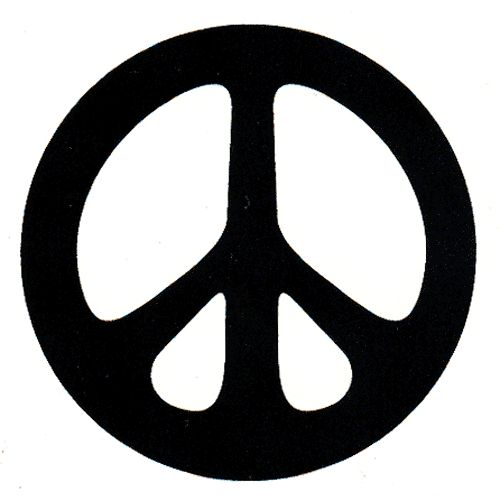 Peace clipart peace sign. Hand free download best