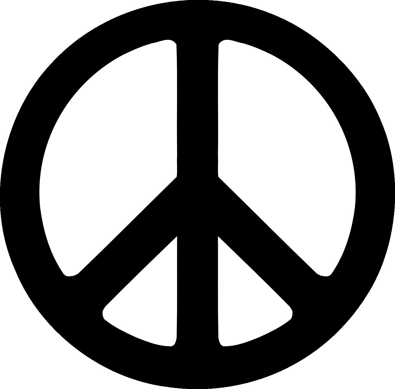 Peace clipart symbolism. Clipartist net clip art