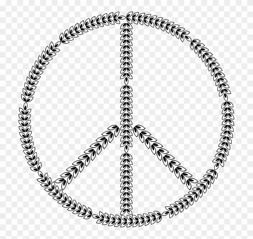 Peace clipart symbolism. Symbols campaign for nuclear