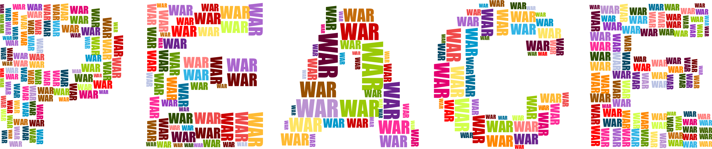 Peace clipart word wisdom. And war big image