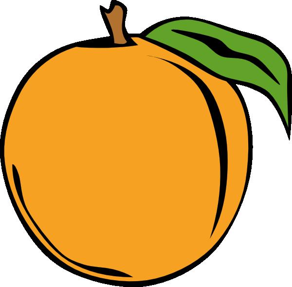 Printables print peach . Pear clipart single fruit