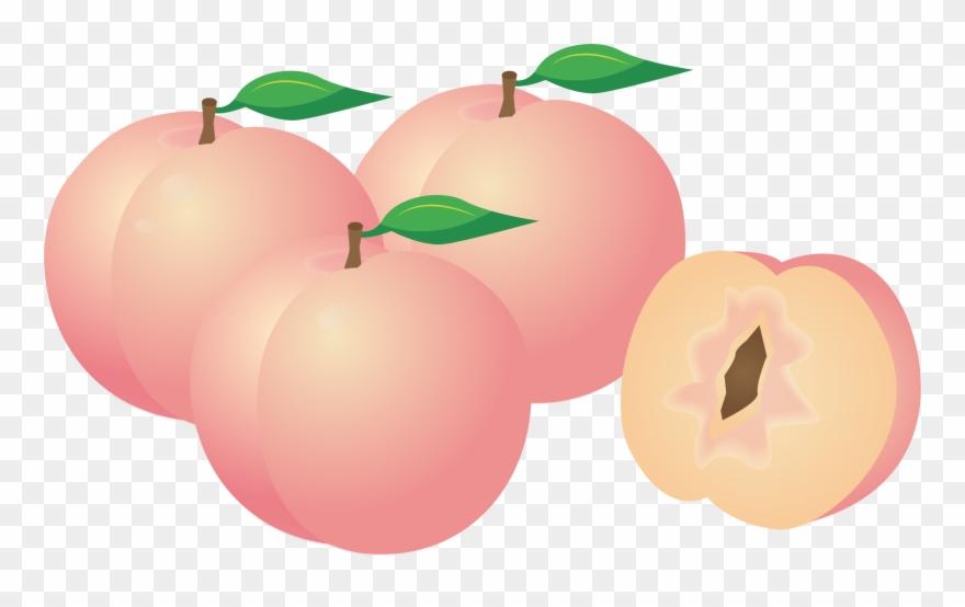 Big image png clip. Peaches clipart peach atlanta